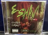 Esham - Closed Casket CD REMASTERED SEALED insane clown posse eminem natas rlp