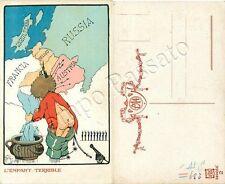 Prima guerra mondiale - Enfant terrible tedesco e Francia - 1914
