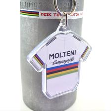 Merckx 1975 incorporan Campagnolo campeón del mundo ciclismo Camiseta KEYRING Tour de Francia