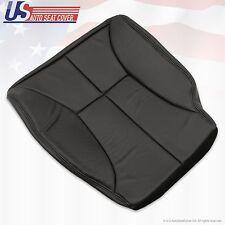 1998 1999 2000 2001 Dodge Ram 1500 Driver Bottom Leatherett Seat Cover dark gray