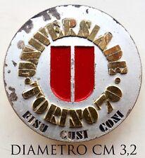 2797) Distintivo Montagna Sci Universiade Torino 1970 FISU CUSI CONI