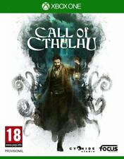 CALL OF CTHULHU JEU XBOX ONE NEUF