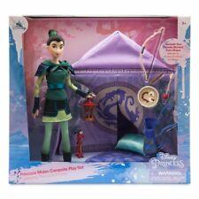 Disney Princess Princess Mulan Campsite 11.5-Inch Doll Playset