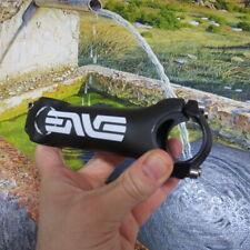 NEAR MINT 120mm 1 1/8 Enve Carbon Road Bike Stem W/ Ti Bolts Black w/ White Logo