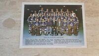 "1973-74 Cleveland Crusaders WHA Hockey 5 x 7"" ORIGINAL  Team Photo - Cheevers"