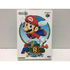 Super Mario 64 Nintendo N64 Jap
