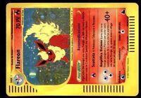 POKEMON SKYRIDGE HOLO (ITALIAN) CARTE N° H7/H32 FLAREON