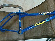 Dyno detour frame old bmx vintage freestyle compe gt survivor bike