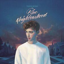 TROYE SIVAN BLUE NEIGHBOURHOOD CD ALBUM (December 4th 2015)