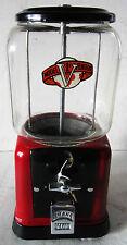"Model ""V"" Gum Cast Iron 1c Dispenser (Circa 1940's)"