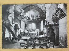 Carte postale CPM 65 Luz intérieur de l'église des templiers - non écrite