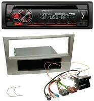 Pioneer Radio Bluetooth FHX730BT für Fiat Fiorino Qubo 225//225L ab 08 sw