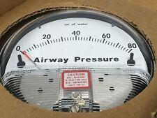 Dwyer Magnehelic dwyer 194349-00 W11S Differential Pressure Gauge