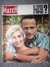 PARIS MATCH n°687 9-06-1962 EICHMANN⧫ORDRE DE MALTE⧫NOUREEV⧫BATAILLE DE MOSCOU