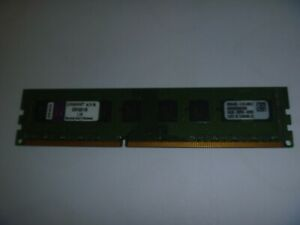 Kingston 8GB (1x8GB) RAM Memory Desktop PC3 12800U DDR3 1600 CL11 1.5V