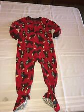 7adea4d15 Red Polyester One-Piece Sleepwear (Newborn - 5T) for Boys