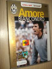 DVD N° 9 AMORE BIANCONERO ZOFF E I CAMPIONI DEL MONDO 82 1982  JUVENTUS FC JUVE
