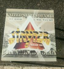 LP 33GIRI STRYPER -IN GOD WE TRUST -PARI AL NUOVO