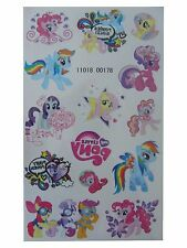 KIDS Temporary Tattoo MY LITTLE PONY No1 Great for Party Bags 9,5 x 16cm