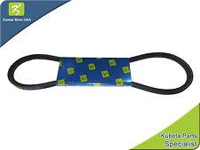 New Kubota Fan Belt BX1500D-48 BX1800D BX1830D BX1850D BX1860D BX1870