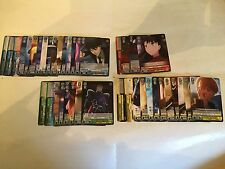 Weiss Schwarz Fate Stay Night Unlimited Blade Works Vol 2 set of common cards x1