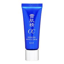 1 PC KOSE Sekkisei White CC Cream SPF50+/PA++++ 26ml Makeup Face Color #02#19047