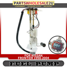 Electric Fuel Pump W/ Sending Unit for Nissan Frontier 1998-2004 l4 2.4L KA24DE