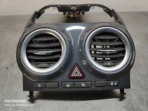 VAUXHALL CORSA D SE DASHBOARD SURROUND CENTRE CONSOLE HEATED SEATS + STEERING