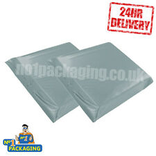 "2000 9"" x 12"" Grey Mail Mailing Plastic Post Packing Bags Pouches Sacks"