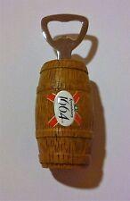 KRONENBOURG 1664 BEER BARREL BOTTLE TOP OPENER BRAND NEW LAGER BREWERIANA BNWOT