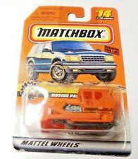 NIB MATCHBOX MATTEL BULLDOZER BIG MOVERS #14 SERIES 2