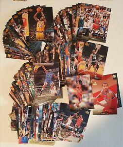 NBA Trading Card 1995-96 Upper Deck Complete Series I (1-180) Michael Jordan #23