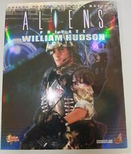 HOT TOYS 1/6 SCALE  ALIENS USCM  PRIVATE WILLIAM HUDSON