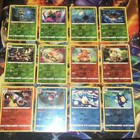 /192 SWSH REBEL CLASH ~ REV HOLOS ~ CHOOSE YOUR OWN SINGLE CARDS ~ Pokemon Card