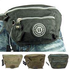 BAG STREET Gürteltasche Hip Bag Bauchtasche Hüfttasche Nylon Taillentasche 2438