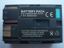 Battery BP-511A for Fuji FinePix S9600 S8000fd S5700 NEW