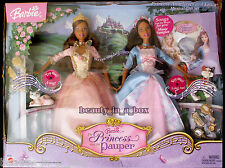 """Anneliese Erika Barbie Doll African American Princess and the Pauper AA G"""""""
