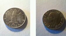 Moneta Regno d'Italia Lire 1 Impero 1940