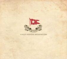Public Service Broadcasting White Star Liner CD 4 Track in Gatefold Sleeve (pi