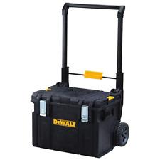 Rolling ToolBox ToughSystem DEWALT Modular w/base box MobileChest Organizer set