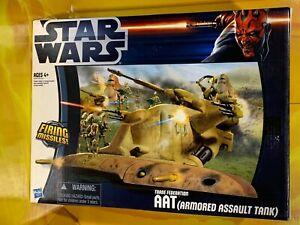 Star Wars - Movie Heroes - Trade Federation AAT (Armoured Assault Tank)
