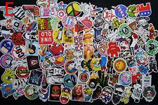 700PC Random Vinyl Decal Graffiti Sticker Bomb Laptop Waterproof Stickers Skate