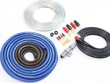 KnuKonceptz KCA complete TRUE 8 Gauge Amplifier Install Wiring Power Amp Kit
