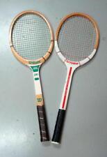 Wilson Jack Kramer Pro And Winfield Tennis Rackets