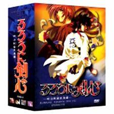 Rurouni Kenshin (ep1-95) complet anime Tv series 12(Dvd) set Samurai X ship Usa
