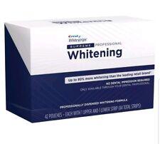 Crest Whitestrips Supreme Professional Whitening 84 Strips  free priority ship