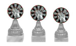 3er Pokalserie Darts BL582-D (Höhe = 18-16 cm) inkl.Gravur nur 21,95 EUR