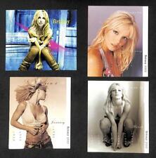 Mega Rare Britney Spears Zomba Promo 2002 13x Calendar Photocards FCS7934