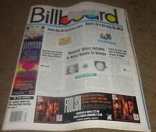 BILLBOARD MAGAZINE - 3/27/99 - CHARTS, ADS - CHER / TLC AT # 1