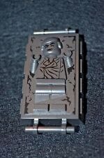 HAN SOLO in Carbonite ~ Star Wars ~ NEW Lego Parts ~ Lego ~ Mint